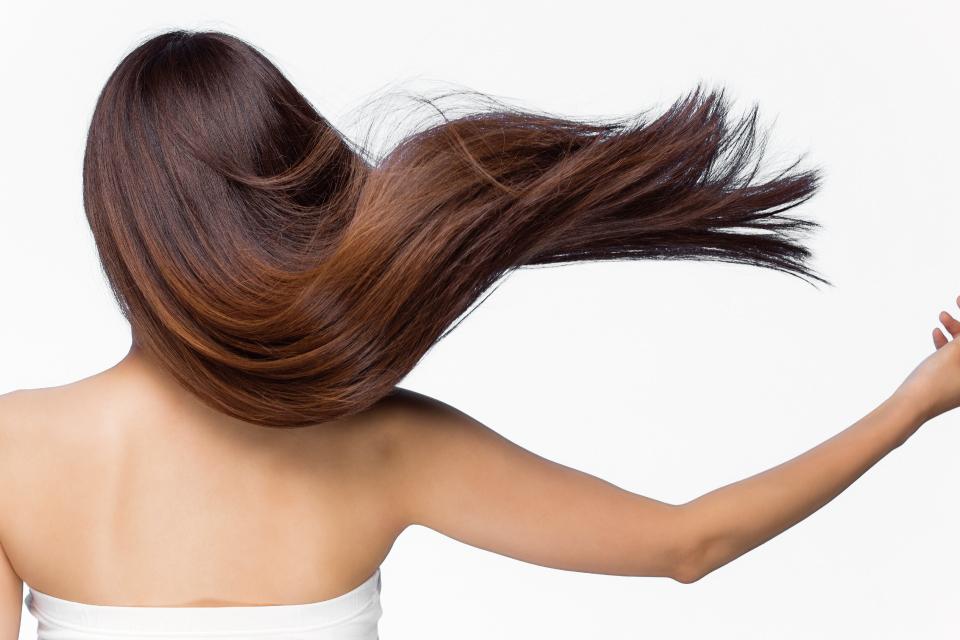 髪は見違えるほど若返る!1回たったの3分で髪にハリとツヤ